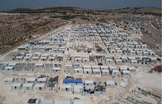 Şanlıurfa İl Müftülüğü İdlib'e 90 konut inşa edecek!