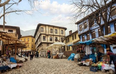 Bursa Cumalıkızık yeniden ayağa kalkıyor!