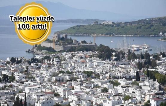 Dünya jet-seti Türkiye'den ev kiralayacak!