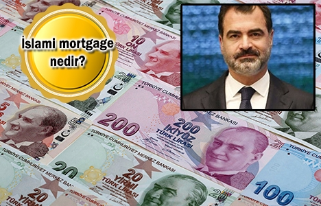 İslami mortgage geliyor!