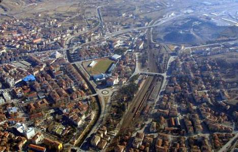 Çankırı'da satılık arsa 1 milyon 698 bin TL!