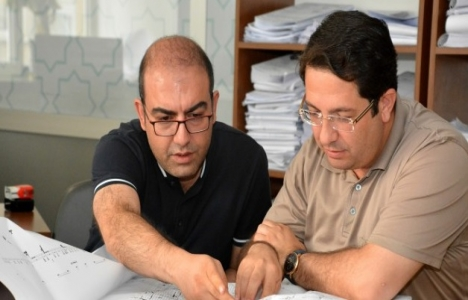 Aksaray Belediyesi'nde imar