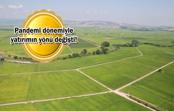 Arsa ve arazi fiyatları yüzde 400 arttı!