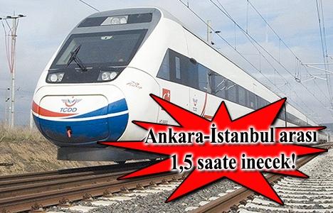 Ankara-İstanbul arasına yeni