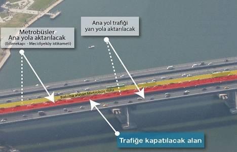 Haliç Köprüsü metrobüs