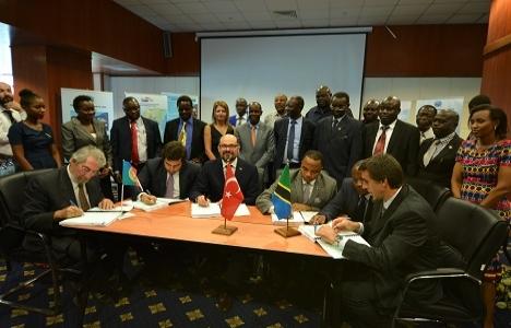 Doğu Afrika'nın ilk hızlı tren hattını Yapı Merkezi inşa ediyor!