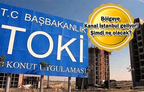 TOKİ'nin Avcılar Tahtakale kentsel dönüşüm projesi iptal!