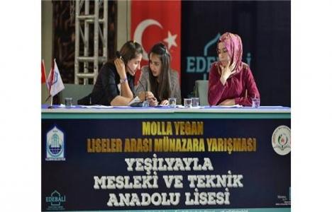 Bursa Yıldırımlı gençler kentsel dönüşümü tartıştı!