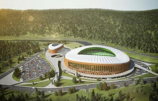 Çotanak Stadı gelecek