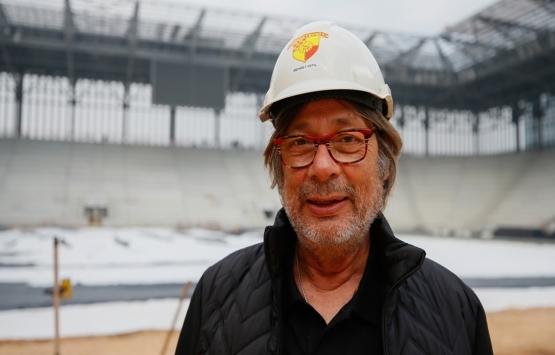 Mehmet Sepil: Biz sadece stadı açıyoruz, tesisi açmıyoruz!