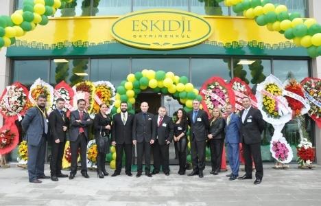 Eskidji Gayrimenkul Bağlıca Ofisi açıldı!