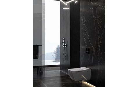 Geberit, Sigma70 ve Sigma80 ile banyoları teknolojiyle buluşturuyor!