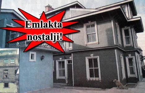 Süleymaniye'deki Türk evleri