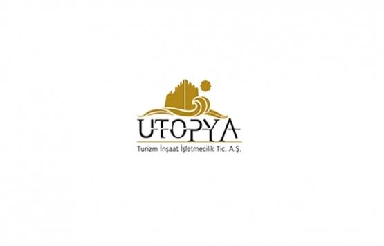 Utopya Turizm İnşaat'ın olağanüstü genel kurul toplantısı tescillendi!