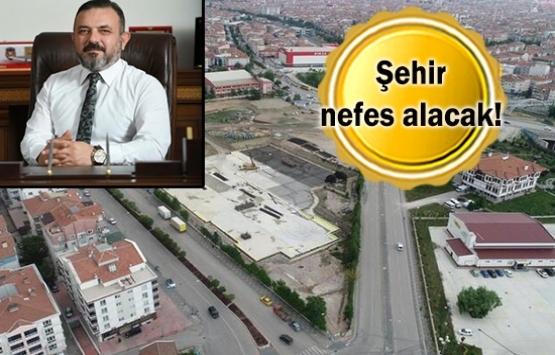 Ankara'da kentsel dönüşüme