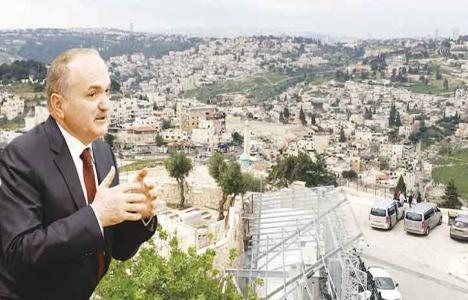 Türkiye'den Filistin'e OSB!