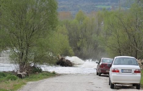 Manyas Barajı'nın doluluk oranı yüzde 100'ü aştı!