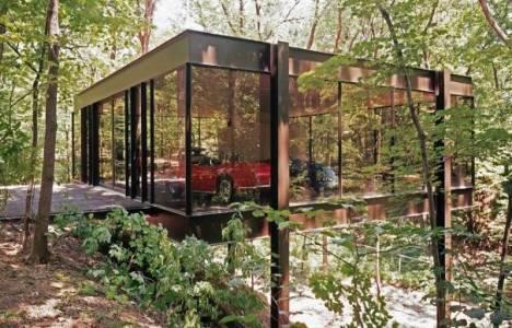 İngiltere'deki cam ev