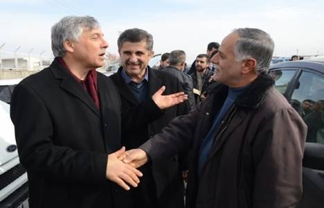 Ahmet Münir Erkal: Malatya'yı yeni baştan planlayacağız!