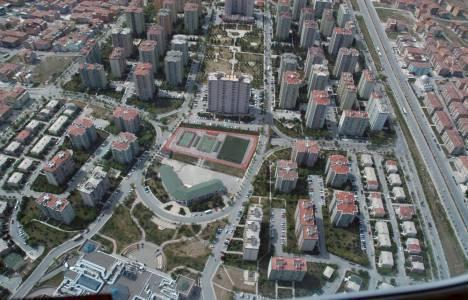 Ankara Etimesgut'ta parselasyon