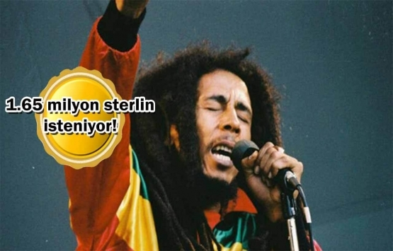 Bob Marley'in İngiltere'deki evi satılıyor!