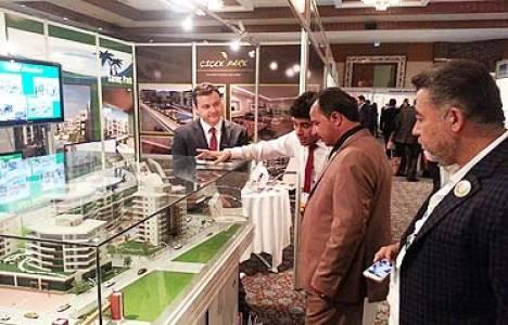 Boran Emlak, Türk Arap Yapı, İnşaat Malzemeleri ve Teknolojileri Fuarı'na katıldı!
