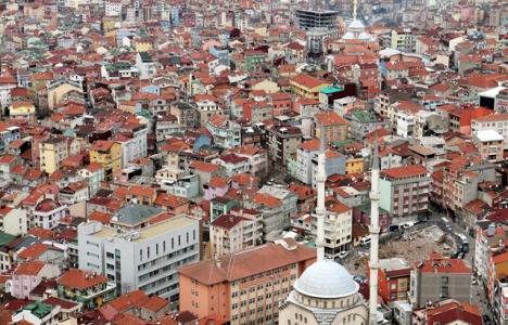 İstanbul'da 1.350 milyon