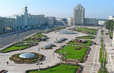 Belarus ile vize