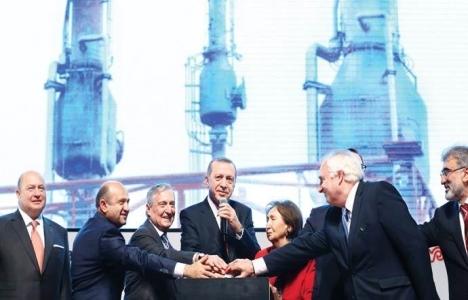 Tüpraş'ın yeni tesisi cari açığa 1 milyar dolar katkı sağlayacak!