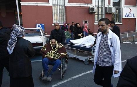 İÜ İstanbul Tıp Fakültesi Hastanesi'nde yangın!