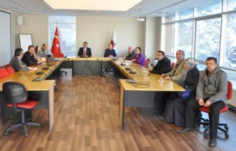 Gümüşhane Belediyesi 42 Konut Projesi'nin ilk dairesi satıldı!