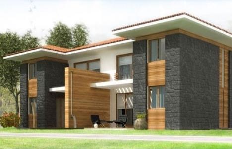 Evzen Urla sitesinde 2 milyon TL'ye satılık 2 villa!