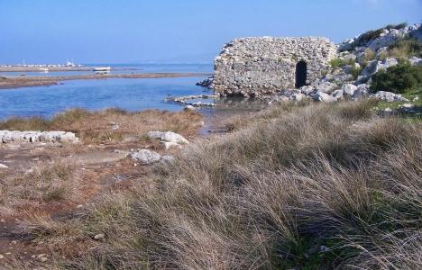 Urla Gülbahçe arkeolojik sit alanı imar planı askıda!