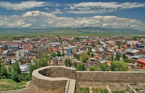 Erzurum'da konut satışları