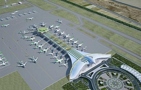 3. Havalimanı'ndaki çalışmalarda