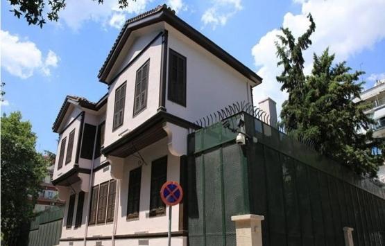 Selanik'teki Atatürk Evi'nin