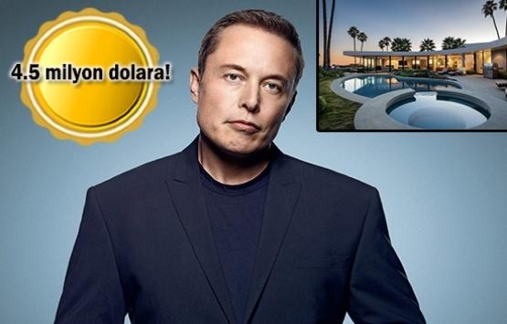 Elon Musk saray yavrusu evini satışa çıkardı!