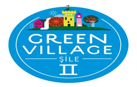 Green Village 2 Şile'de lansman öncesi ön talepte yüzde 15 indirim!