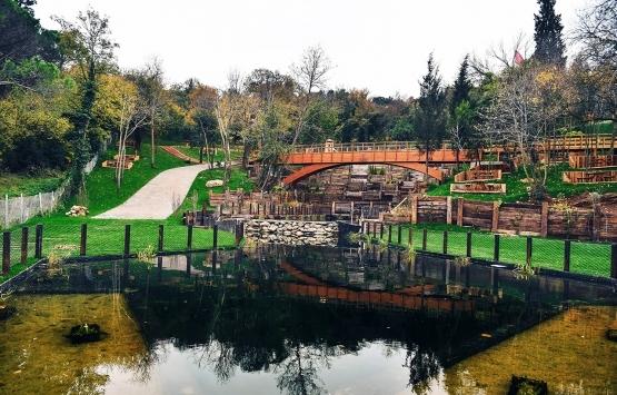 İstanbul'daki 2 yeni millet bahçesi yarın açılıyor!