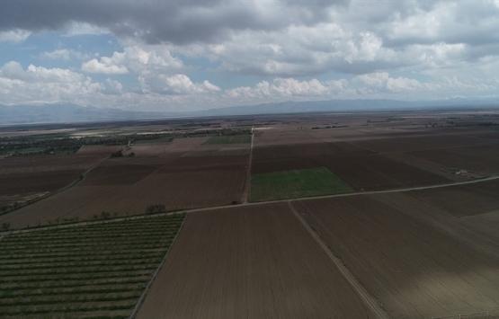 İç Anadolu'da 66 bin hektar arazi toplulaştırıldı!