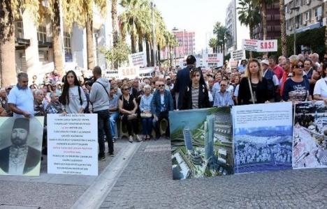 İzmirde arsa mağduriyeti