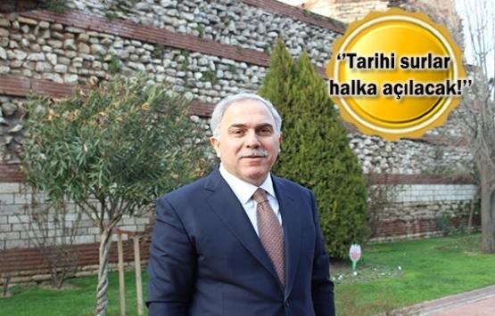 Ergün Turan: Suriçi