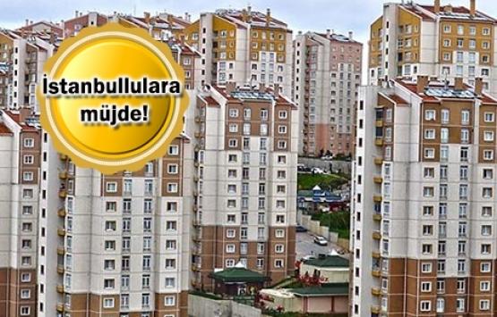 TOKİ'den İstanbul'a 483 yeni konut!