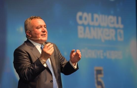Coldwell Banker Türkiye'de 200 yeni ofis açacak!