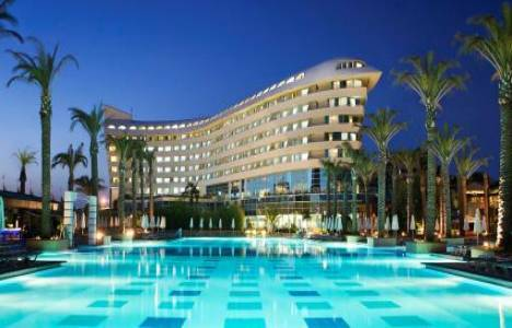 Ayhan Tekstil Cendere yolunda 5 yıldızlı otel inşa ediyor!