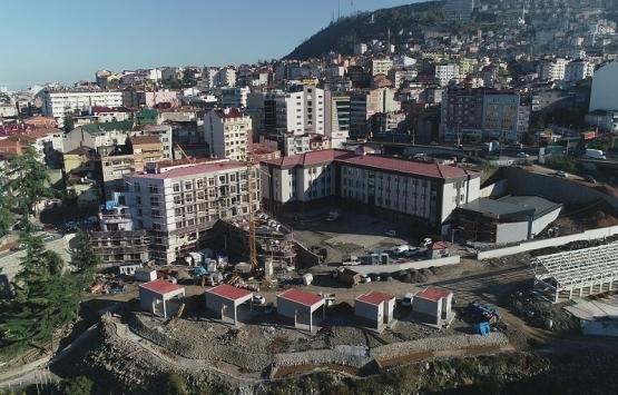 Trabzon Öğretmenevi projesi