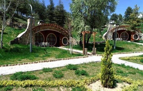 Sivas'ın Hobbit Evleri'ne Rusya ve Ukrayna'dan yoğun talep!