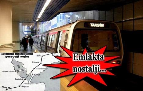 İstanbul metrosu Levent
