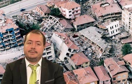 Tolga Şahlıoğlu: Yıkılır korkusuyla deprem testinden kaçmayın!