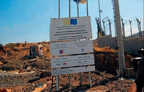 İzmir'de mülteciler için